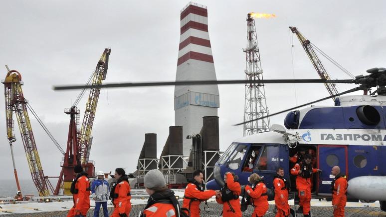 Oilprice: санкции подпортили планы России на нефтегазовое превосходство