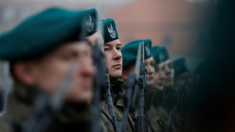 Die Zeit: даже если «мозг мёртв» — Польша будет держаться за НАТО до последнего