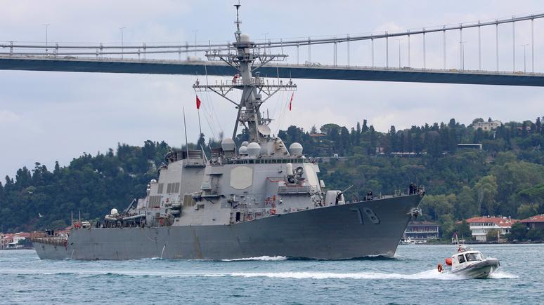 DM: ВМС США отменили операцию в Чёрном море — когда Трамп пожаловался на репортаж CNN