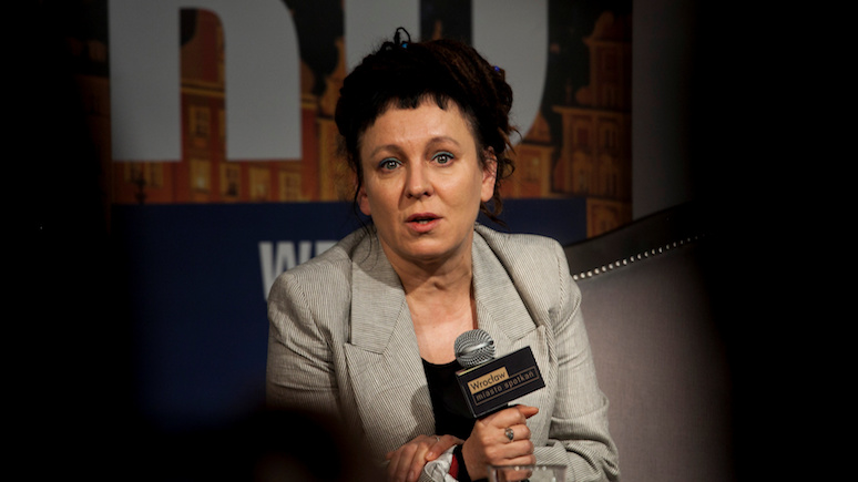 NC: полька Ольга Токарчук получила Нобелевскую премию за антипольскую пропаганду