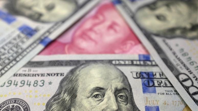 Bloomberg: Россия снизит долю доллара в международных резервах в пользу евро и юаня