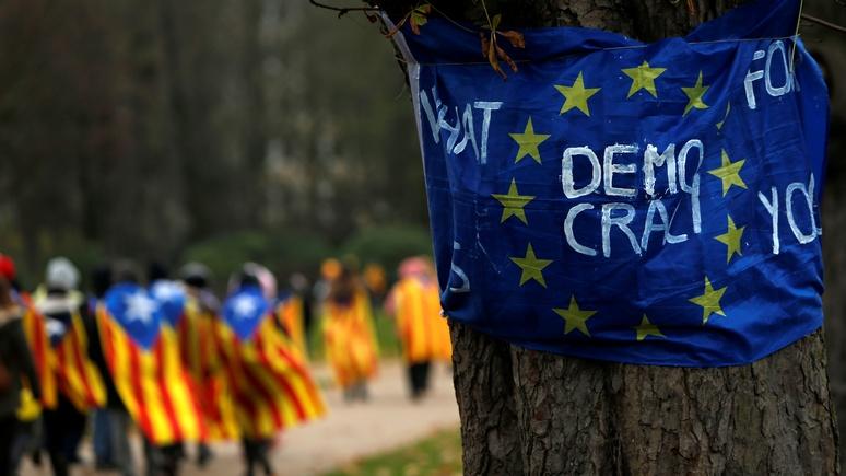 Libération: Европа терпит бедствие — такой хрупкой и уязвимой она не была с 30-х