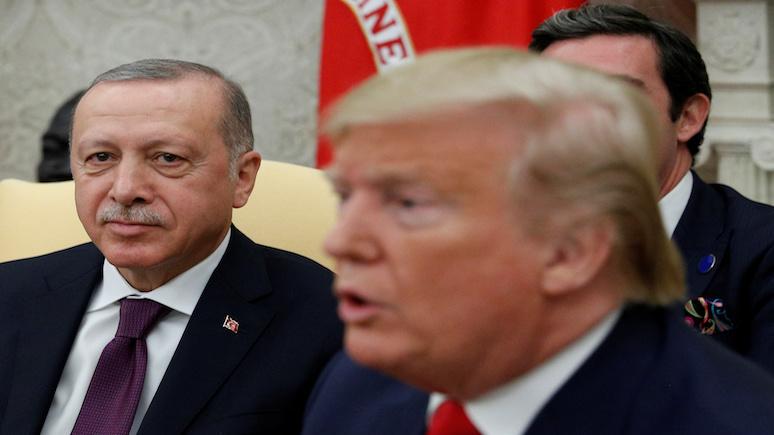 Обозреватель National Interest: Турции в НАТО не место