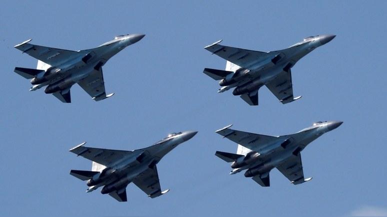 WSJ: США угрожают  Египту санкциями за покупку российских истребителей