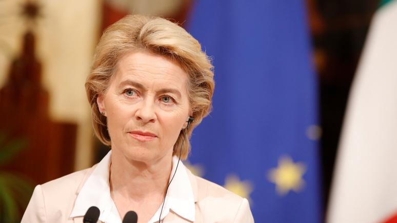 Das Erste: ЕС может подать в суд на Великобританию за отсутствие еврокомиссара
