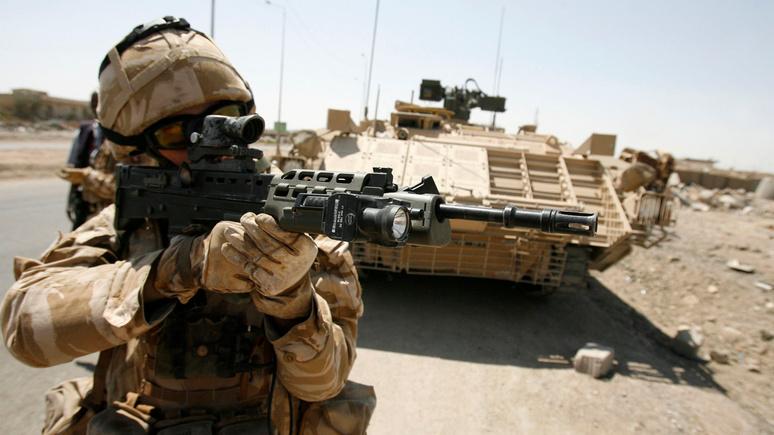 Sunday Times: военные командиры скрывали преступления британских солдат в Ираке и Афганистане