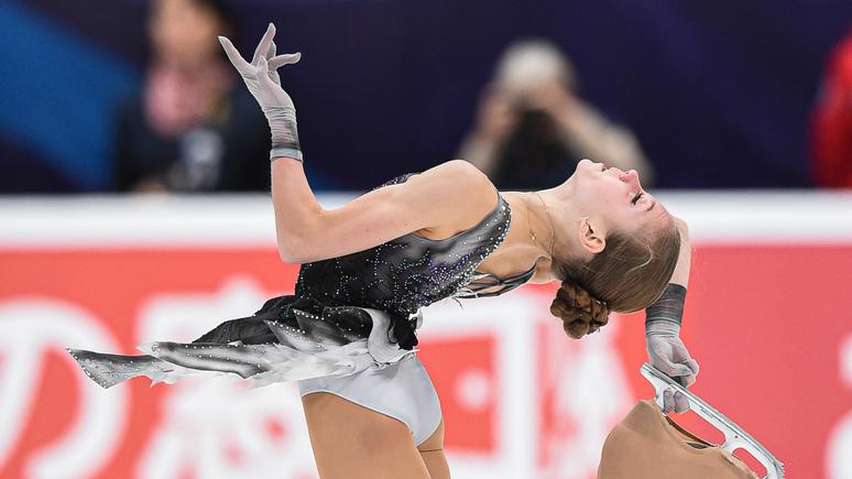 L'Équipe: российские фигуристы забрали всё золото на Гран-при в Москве