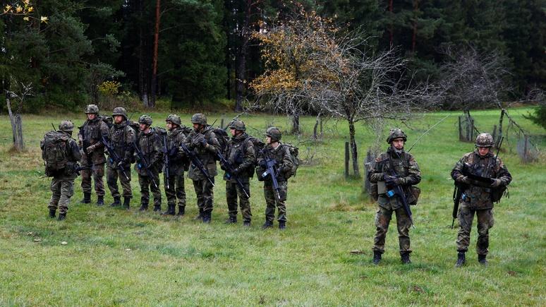 Der Tagesspiegel: немецкие зелёные требуют, чтобы бундесвер прекратил обучать китайских военных