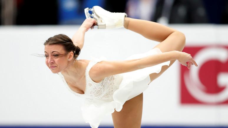 «Это цирк на льду, а не искусство»: немецкая фигуристка высказалась о российском фигурном катании