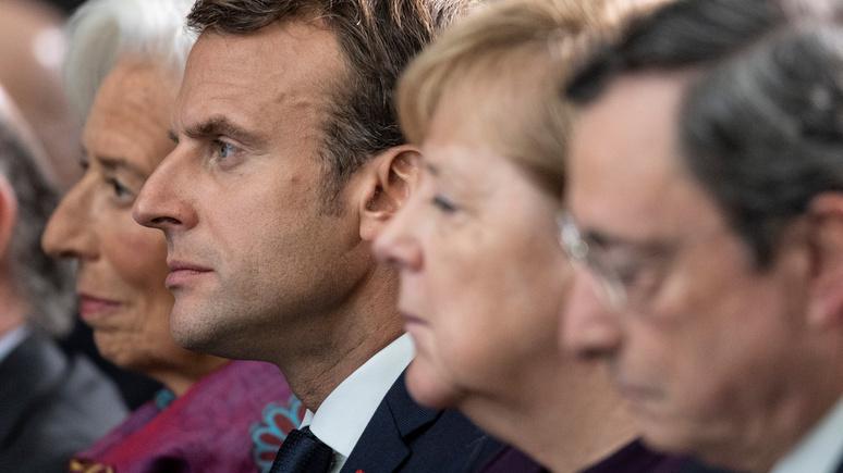 Der Standard: европейские партнёры недовольны внешнеполитическими «выходками» Макрона
