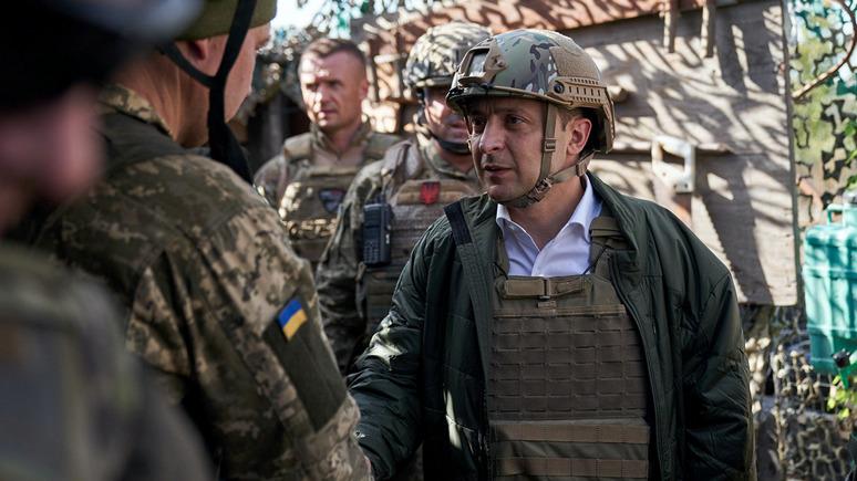 WSJ: украинцы опасаются, что Путин переиграет Зеленского