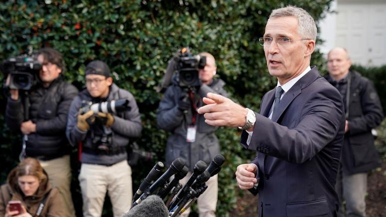 Белсат: генсек НАТО признал, что не видит угрозы со стороны Минска