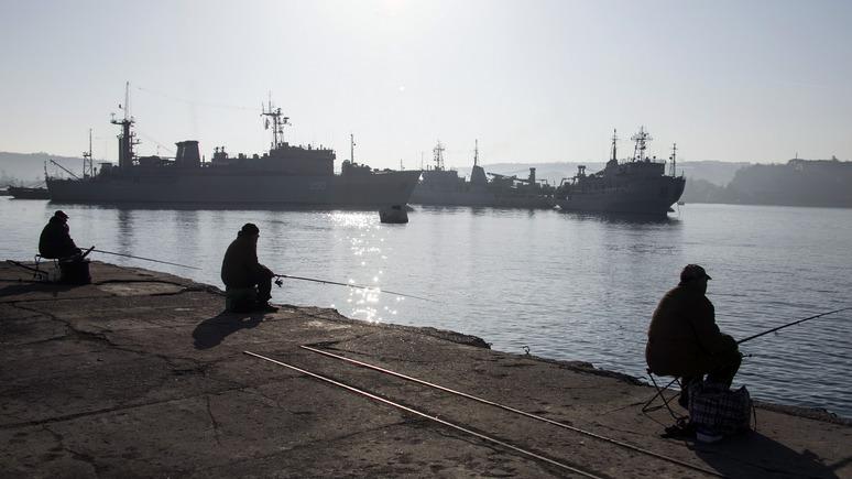 СТРАНА: Украина потребует у России компенсацию за имущество крымских портов