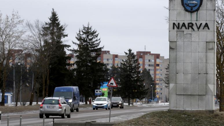 Deutschlandfunk: в эстонской Нарве не получается искоренить тягу к «восточному соседу»