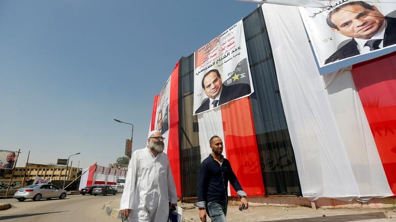 Times: президент Египта отправляет своего сына в Москву для укрепления связей с Россией