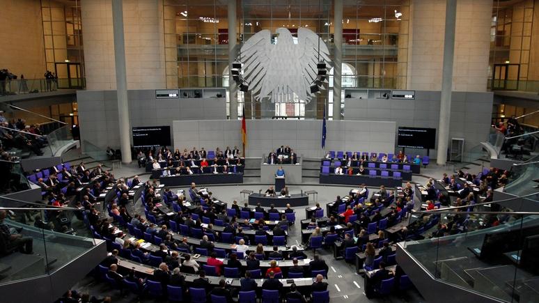 Welt: безнадёжная картина — немецкий бизнесмен рассказал о слабости правительства в Берлине