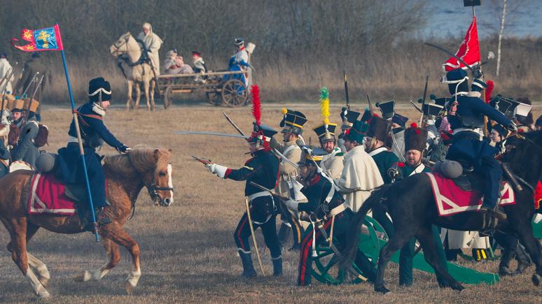 Le Figaro: воспоминания о сражении при Березине подпитывают белорусские мечты о независимости