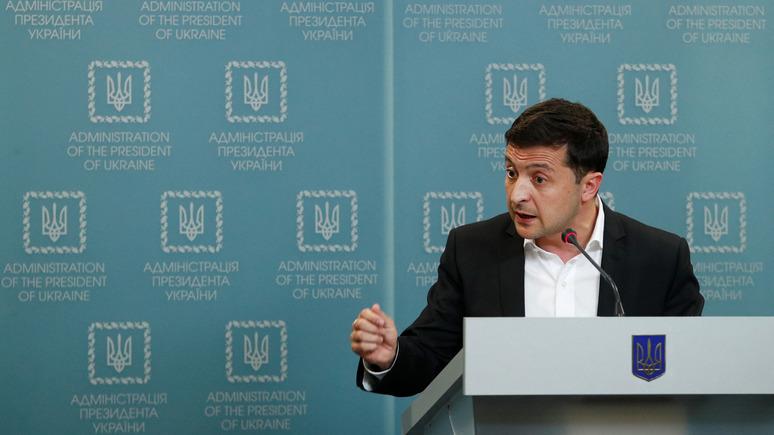 СТРАНА: большинство украинцев одобряют переговоры между Зеленским и Путиным
