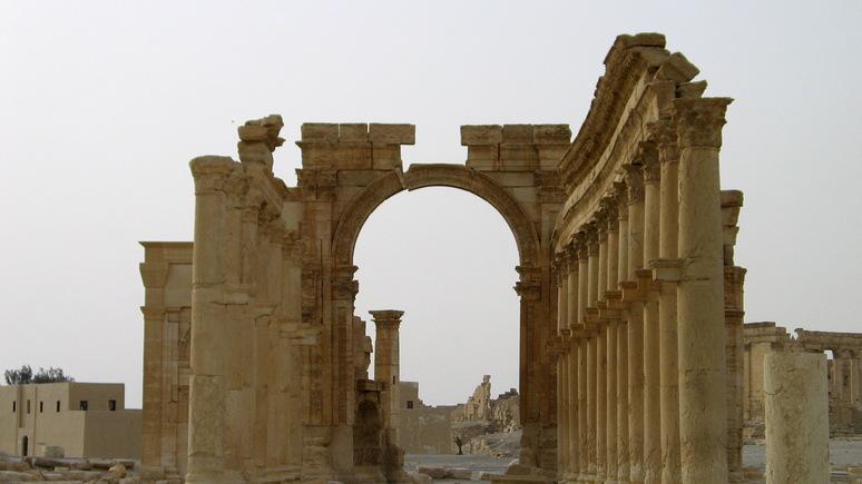 Le Point: туристы вместо солдат — Россия организует экскурсионные поездки в Сирию