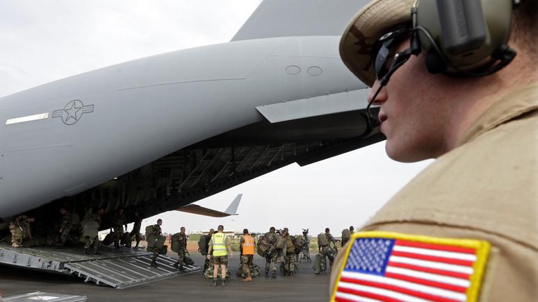 Military Times: большинство американцев одобряют военное вмешательство в другие страны