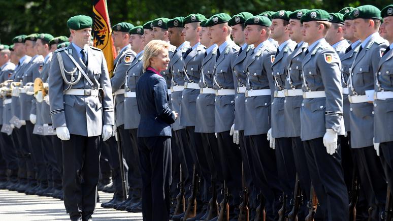 Süddeutsche Zeitung: Европе нужно вооружаться, чтобы сохранить за собой лидерство