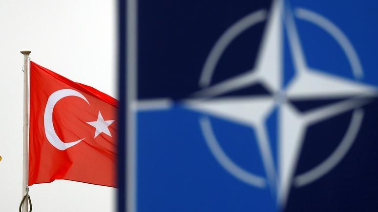 Süddeutsche Zeitung разглядела российский след в нежелании Турции одобрить план НАТО по «защите» Польши и Прибалтики