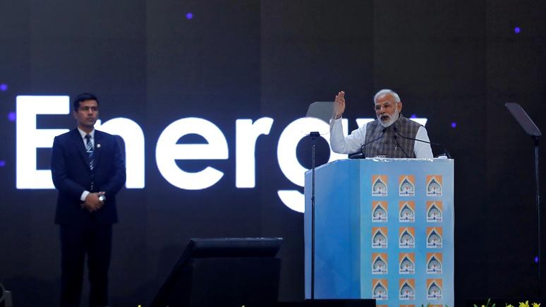 Nikkei: Россия развивает энергетическое партнёрство с Индией, но Китай остаётся в приоритете