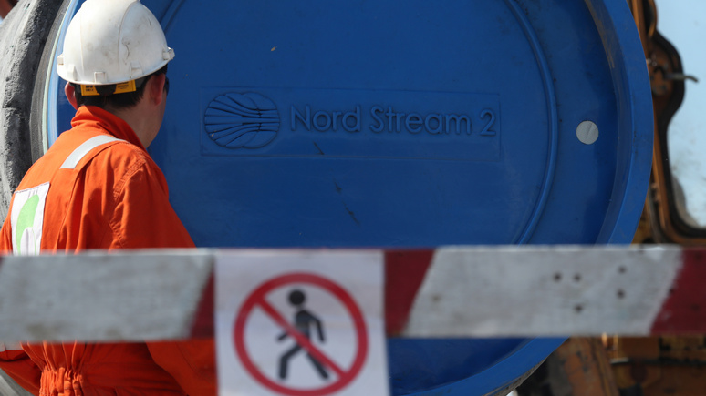 Bild: «Северный поток — 2» ещё можно остановить — Вашингтон приготовил для Москвы «новогодний сюрприз» — ИноТВ