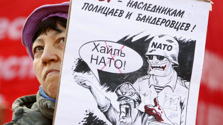 DWN: без России в образе врага НАТО утратит смысл своего существования