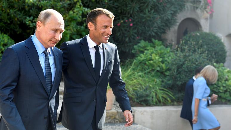 Французский эксперт: Америка больше не защитник — Макрон делает ставку на Россию