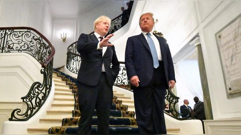 Guardian: британские учёные призвали Джонсона убедить Трампа в реальности глобального потепления