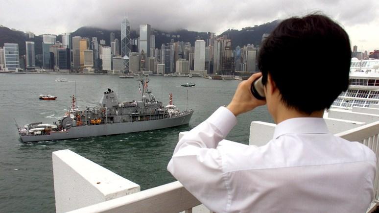 CNN: за поддержку протестов в Гонконге Китай ввёл против США санкции