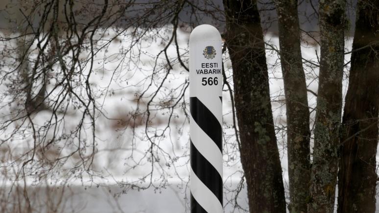 Postimees: осенний шторм оставил Эстонию без забора на границе с Россией — последствия разрушений устраняют до сих пор