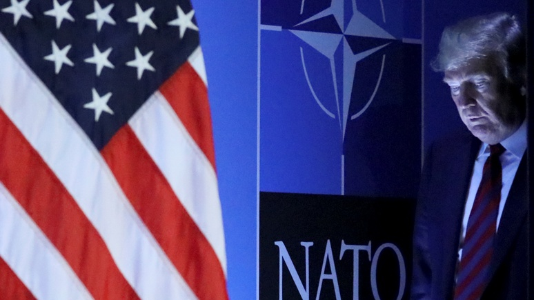 Welt: праздника в НАТО не будет, несмотря на все попытки европейцев задобрить Трампа