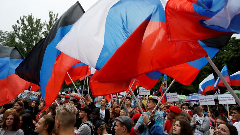 Сегодня: Украина хочет провести в Донбассе «руксит»