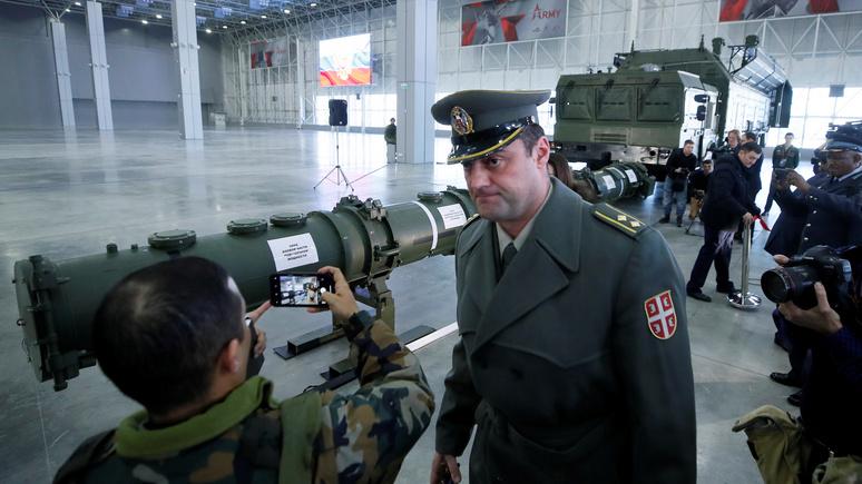 WiWo: Трамп предложил заменить ДРСМД новым договором с участием России и КНР