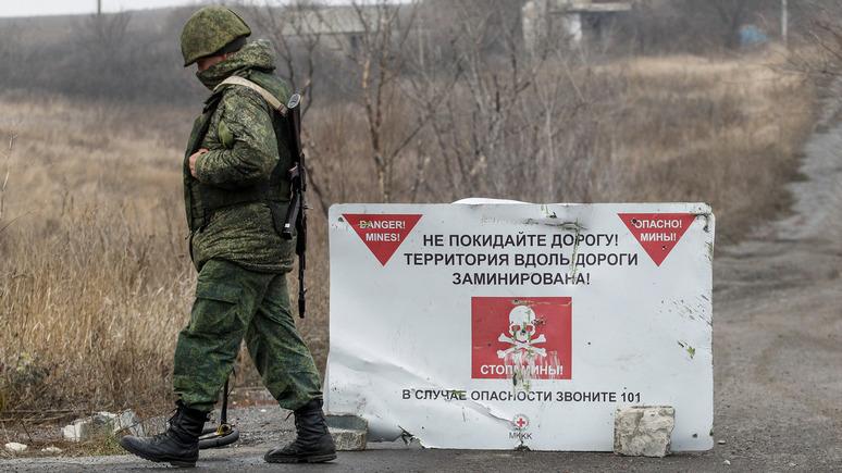 Вести: Зеленский утвердил пять сценариев «реинтеграции Донбасса»