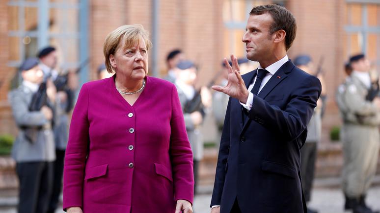 Augsburger Allgemeine: в нормандских переговорах с Москвой у Запада есть надёжный санкционный козырь