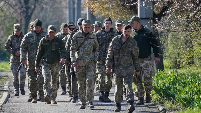 Вести: «по стандартам НАТО» — на Украине возобновились облавы на призывников