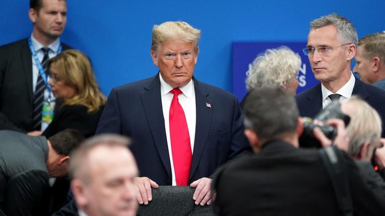 USA Today о Трампе: «не стоит играть с основным принципом существования НАТО»