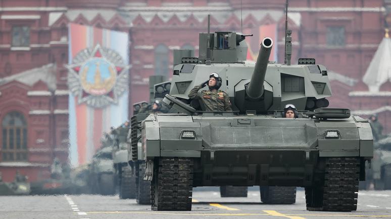 FAZ: в модернизации российской армии шведские учёные разглядели растущую угрозу для Европы