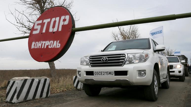 FAZ: немецкий бизнес призвал Европу восстановить экономические отношения с Донбассом