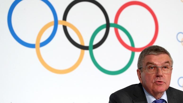 Der Spiegel: своей «закулисной политикой» глава МОК пытается смягчить санкции WADA против России