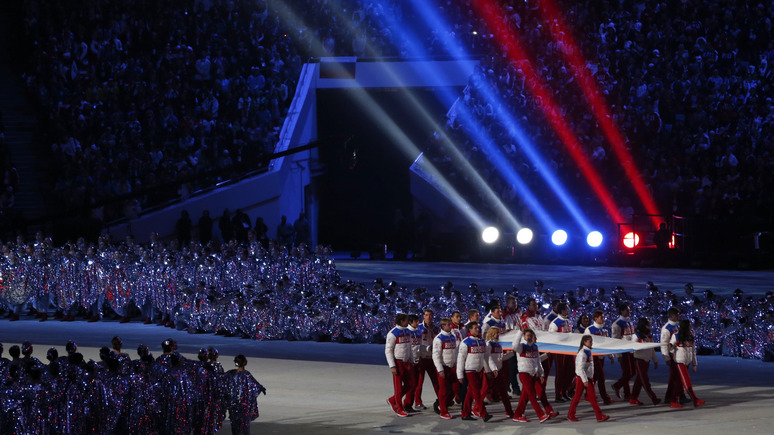 Telegraph: в Великобритании призвали отстранить российских спортсменов от всех международных соревнований
