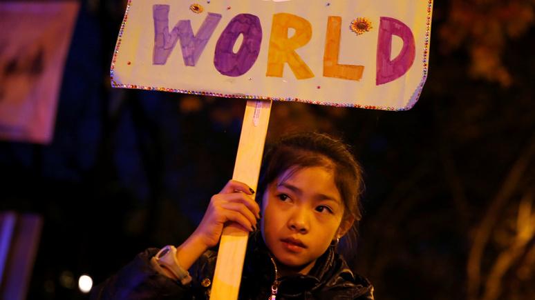El País: «беспрецедентный» для Мадрида подъём экоактивизма — на призыв Греты Тунберг откликнулись тысячи