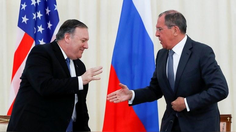 Washington Post: визит Лаврова в Вашингтон не улучшит отношения России и США