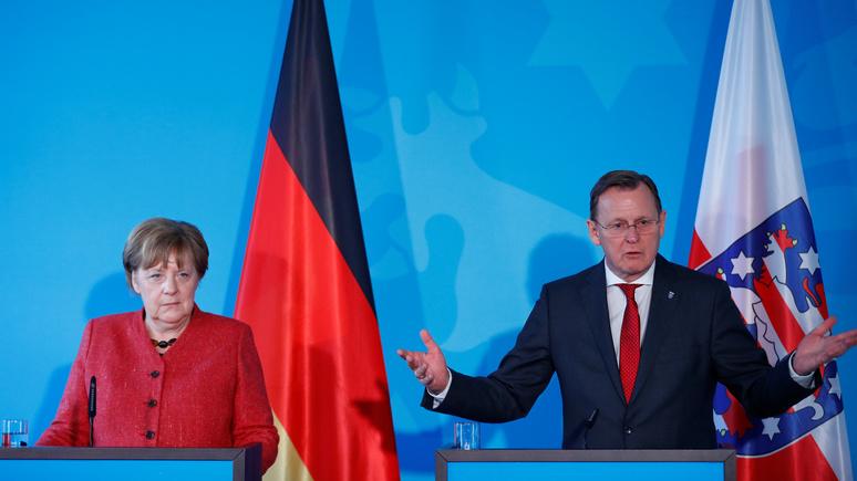 MAZ: поможет миру в Донбассе — премьер Тюрингии призвал отменить «бесполезные санкции»