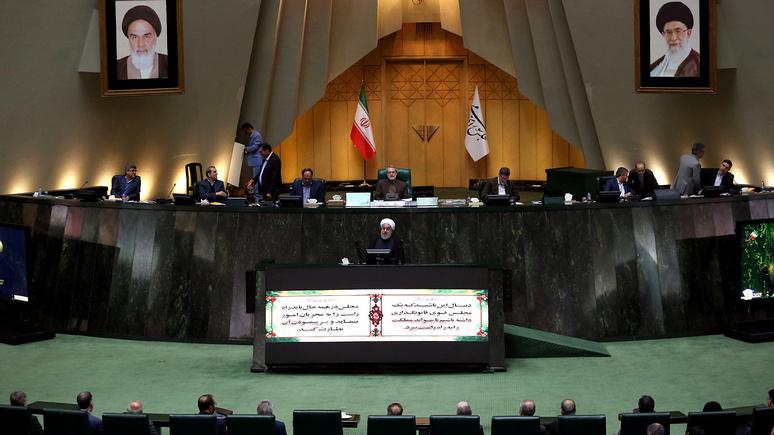 Tagesspiegel: «бюджет сопротивления» — Иран бросил вызов «американскому врагу»