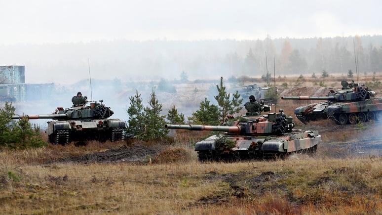 Telepolis: новые учения НАТО сделают из Европы базу США для войны с Россией