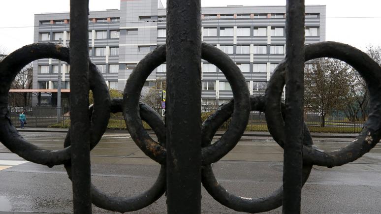 Advance: грехи в спорте есть у всех стран, но как Россию, не наказывают никого